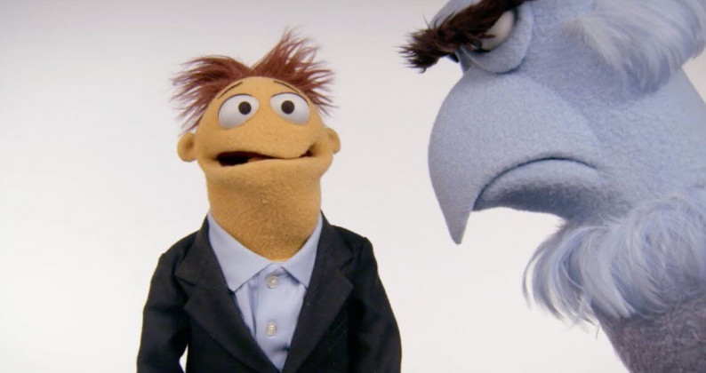 Victims are not muppets, silly.